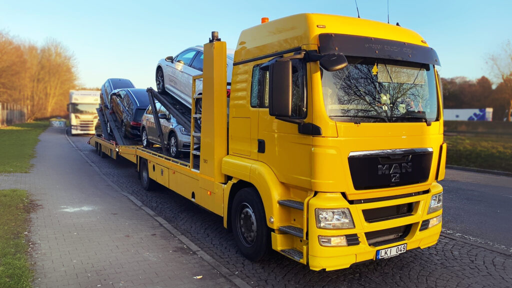 Auto Transport in Europe